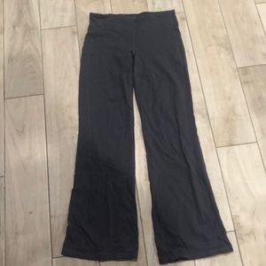 Athleta gray leggings size Medium
